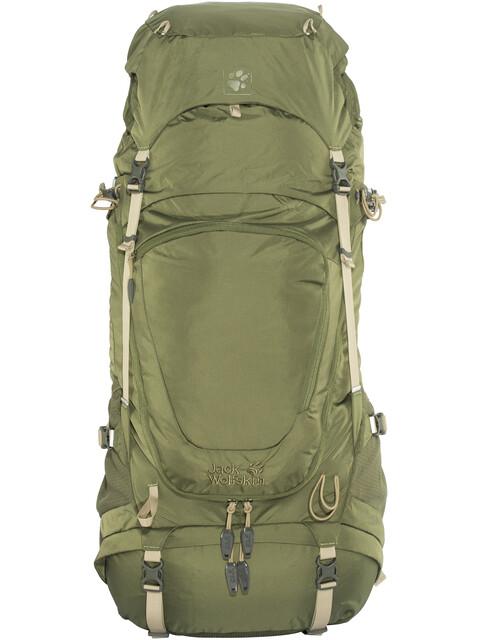 Jack Wolfskin Highland Trail XT 60 - Sac à dos - olive